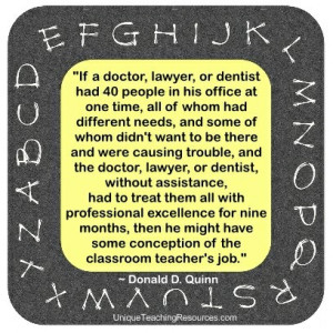 Quotes About Teachers : Download a free graphic and poster for this ...
