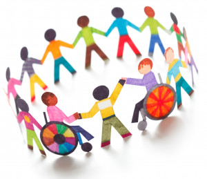 ... have discovered that there is inclusion and there is INCLUSION
