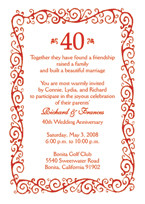 40Th Anniversary Poems for Parents http://www.irasperipheralvisions ...