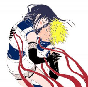 Hinata And Naruto Love...