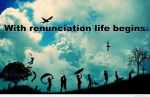 Human life quote design
