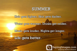 Top 20 Summer Quotes