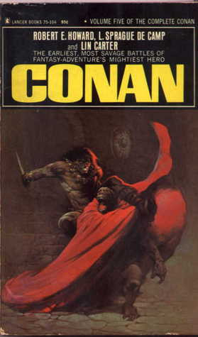 "Start by marking ""Conan (Book 1)"" as Want to Read:"