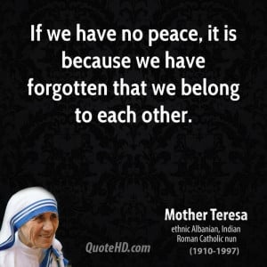 mother teresa peace quotes source http www quotehd com quotes ...