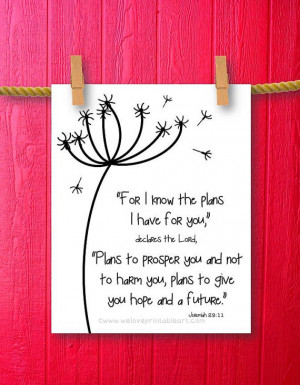 Graduation Quotes: This printable Christian picture features a white ...