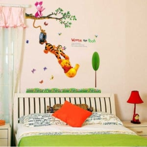 Home Wall Stickers > Winnie the Pooh Quotes Wall Sticker