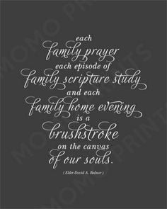 david lds family quotes beauty quote lds canvas soul quotes lds quotes ...