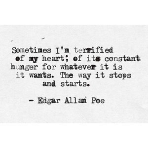 Quotes and Other Sayings / Edgar Allan Poe