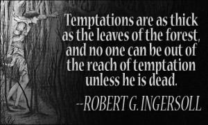 DAILY AFFIRMATIONS - TEMPTATION