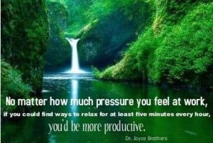 Relaxation Quote
