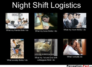 Night Shift Quotes