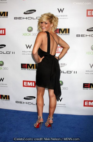 The EMI Post Grammy Party 2010 held at the W Hotel Hollywood