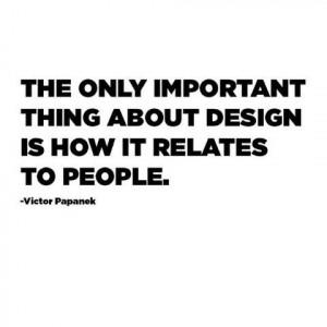 Inspiratie: Victor Papanek.