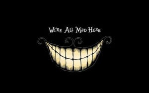 me truth quote sad creep creepy hipster Grunge crazy Alice In ...