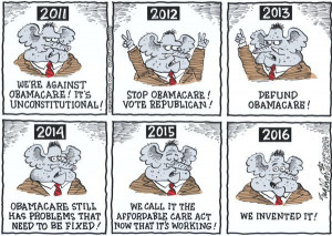 Do you want to make Republicans throw a temper tantrum? Just show them ...