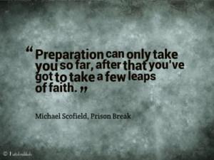 Prison Break Quotes