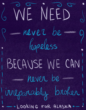 buzzfeedbooks: The best quotes from John Green.