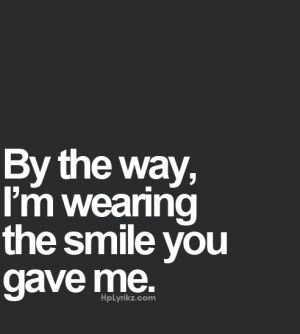 black and white, cute, love couple, quotes, romance, smile. text