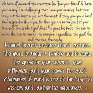 Love and honesty quotes and sayings