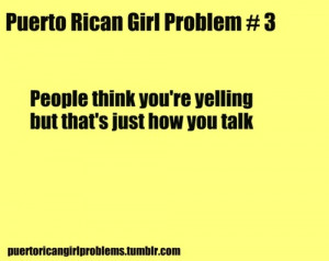 331 notes #puerto rican #girl #problems