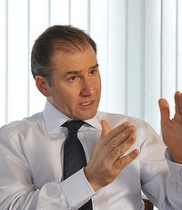 Ivan Glasenberg, chief executive officer of Glencore International AG ...