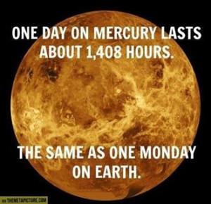 Mondays quote