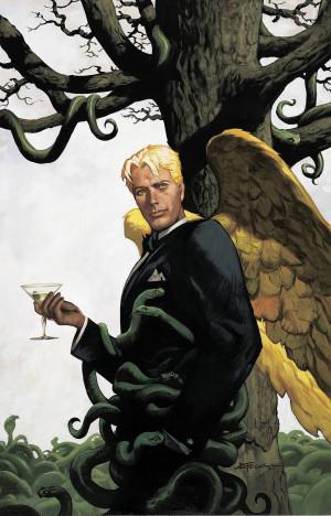 Lucifer Morningstar (New Earth) - DC Comics Database