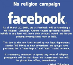 ... from Mark Zuckerberg is Fake; No Ban, Or Account Lockings by March 20