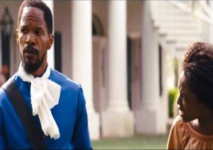 Previous Next Jamie Foxx in Django Unchained Movie Image #16