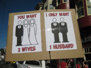 Gay Marriage Brings Polygamy To North Dakota