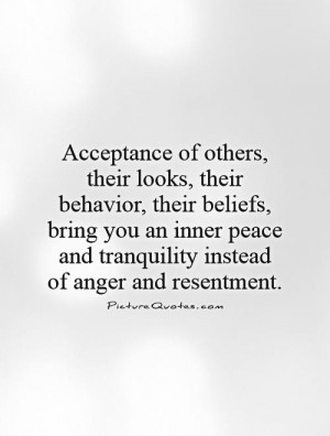 Peace Quotes Anger Quotes Acceptance Quotes Inner Peace Quotes
