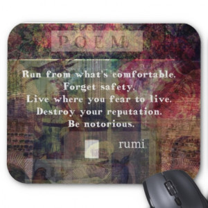 inspiring_rumi_quote_about_living_life_to_the_hilt_mousepad ...