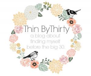 Found on thinby-thirty.blogspot.com