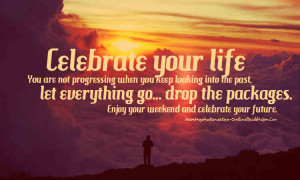 Celebrate your Life – Daily Quotes