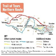 download this Tennessee Man Walk Follows Trail Tears Timesfreepress ...