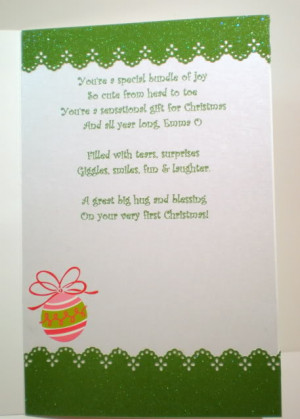 Quotes For Babies At Christmas. QuotesGram