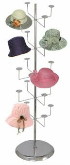 hat display rack for home