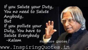 Famous Quotes and Sayings by Abdul kalam with image
