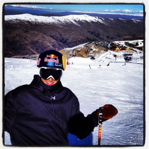 nickgoepper Fun first day in NZ! Shredding with @pettit93 @nickrapley
