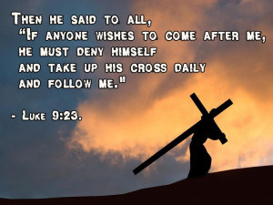 One Minute Reflection – February 28 #Lent Whoever wishes to be My ...