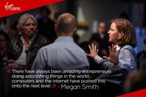 In quotes: Virgin Disruptors Silicon Valley
