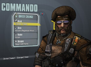 """New heads from the upcoming Borderlands 2 DLC - """"Mr Torgue's ..."""