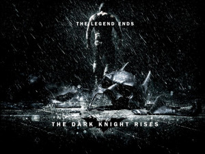 The Dark Knight Rises : Bane and NEW TRAILER