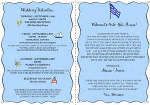 Welcome Quotes for Wedding Guests