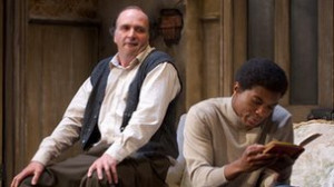 The stage spin-off stars Stephen Chapman as Rigsby and Cornelius ...