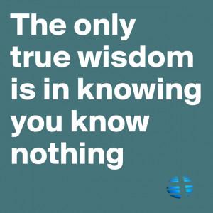 socrates philosophy quotes