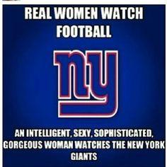 Women's Apron NY Giants Print Football Ruffled Polka Dot Apron