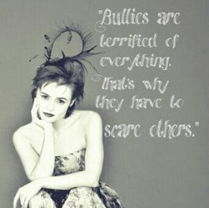 Quote by Helena Bonham Carter♡