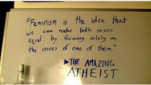 feminist funny quotes