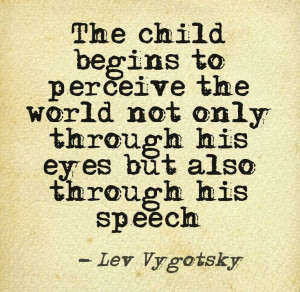Lev Vygotsky With Quotes